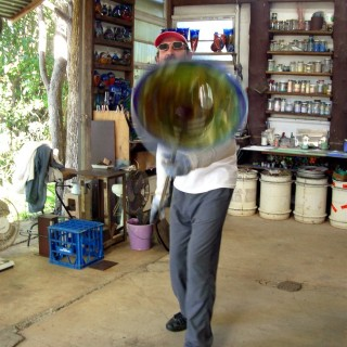 """ Spinning a Platter """